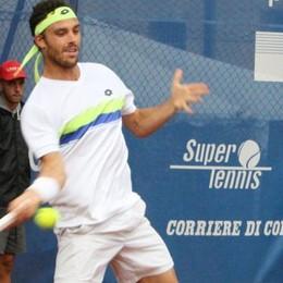 È Cecchinato-Sousa la finale del Challenger