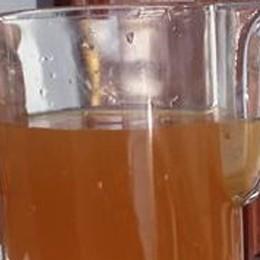 La chiamano acqua, sembra birra  Il  sindaco di Montano rassicura i cittadini