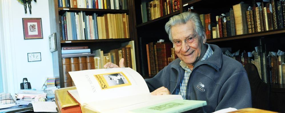 Scomparso a 92 anni Antonio Spallino Storico sindaco di Como