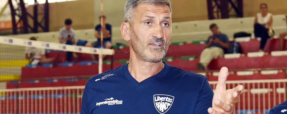 Libertas, aria di Superlega C'è l'amichevole a Piacenza