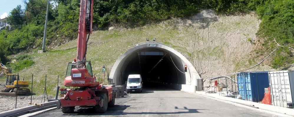 Espropri per il tunnel di Pusiano  I residenti aspettano 150mila euro