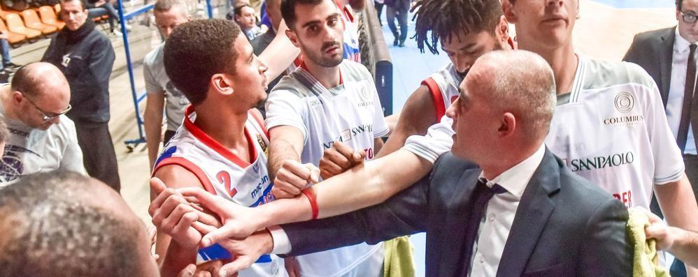 Sodini e il ko con Reggio  «Ora basta piangere»