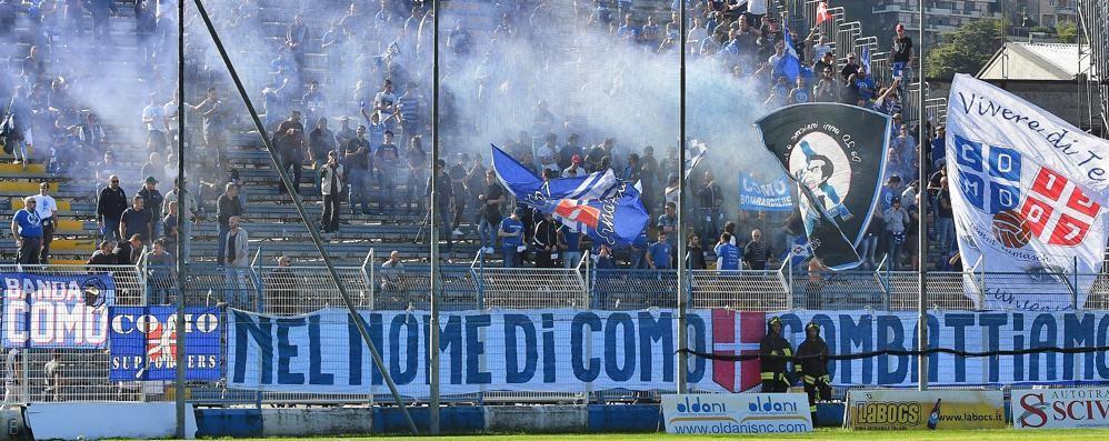 Como, sarà derby vero  Via libera ai tifosi di Varese