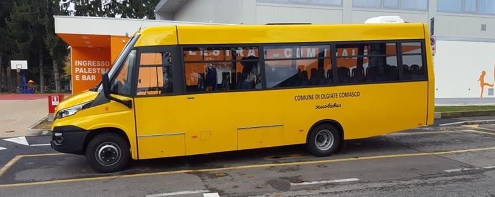 Olgiate, Il bus degli studenti  non viaggia di sabato