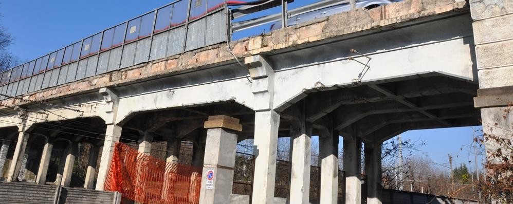 Ponte di Cantù Asnago chiuso  Deviazioni fino a 18 chilometri