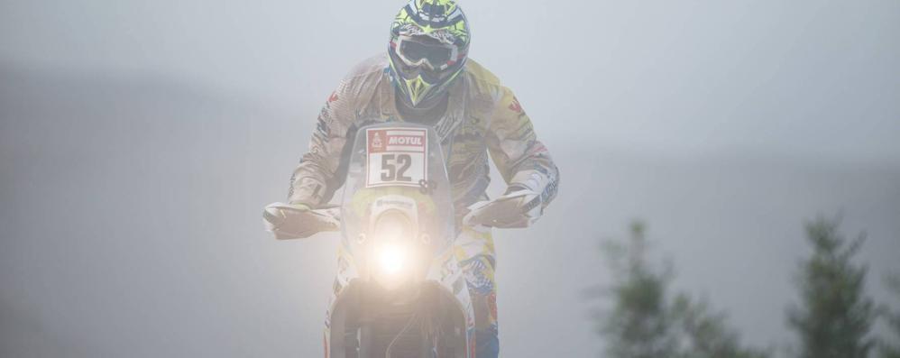 C'è la nebbia e Cerutti  si smarrisce: persi due posti