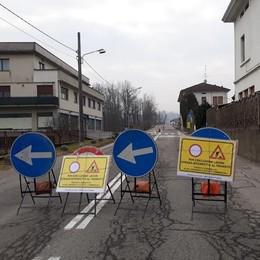 Chiuso il ponte di Asnago Aumenta il traffico a Cantù