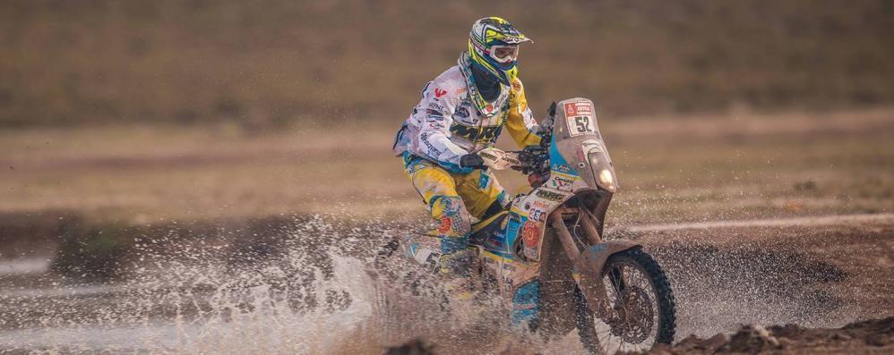 Oggi riparte la Dakar  Cerutti è al 26° posto