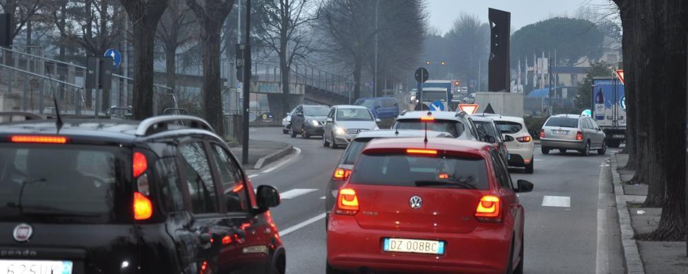 Chiusura del ponte di Asnago Più caos sulle strade di Cantù
