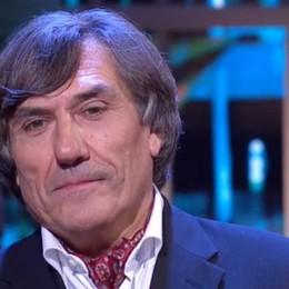 Maurizio Riva in tv su Rai 1   porta Cantù ai Soliti ignoti