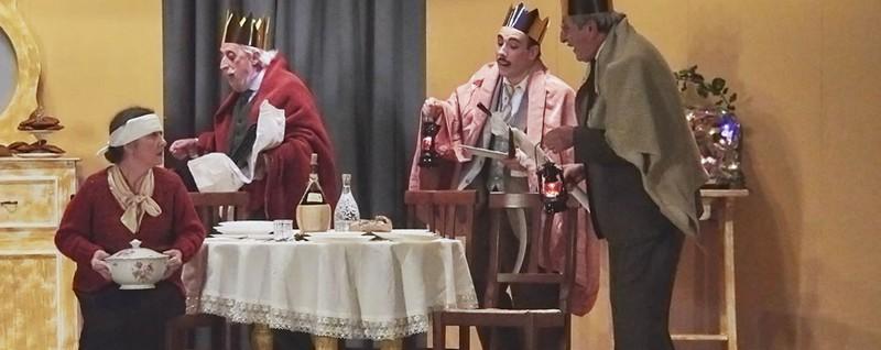 ALBAVILLA – TEATRO: NATALE IN CASA CUPIELLO