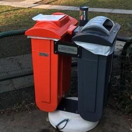 Lipomo, il baby sindaco fa sul serio  Subito i cestini al parco giochi