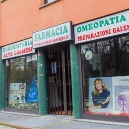 Botte e minacce a un familiare   Arrestato il farmacista di Lora