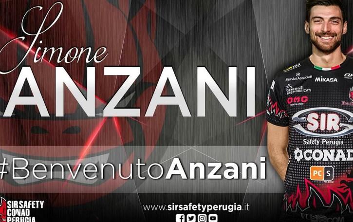 Leader il comasco Anzani  Perugia comanda la Lega