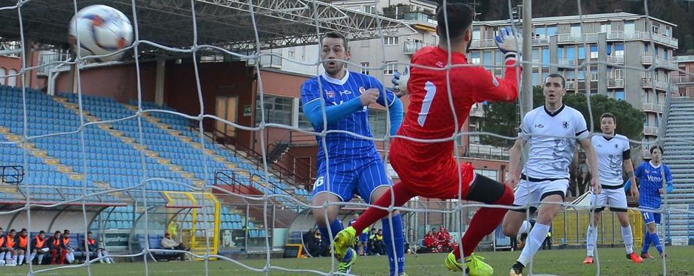 Como-Derthona 1-0 (Meloni)  Guarda le immagini e il gol