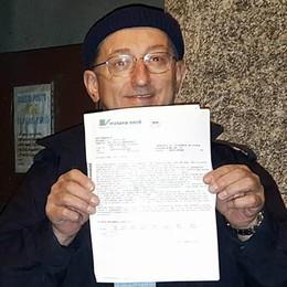 Bolletta in ritardo, colpa delle Poste  Montorfano, rischia il taglio del gas