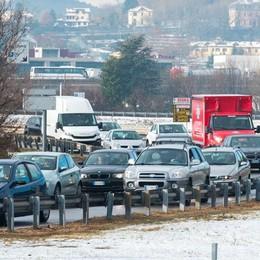 Autostrada chiusa in Svizzera  Disagi arrivati fino a Como