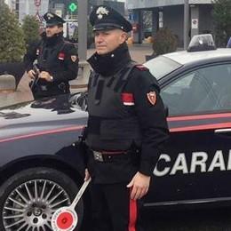 Bulgarograsso, coltellate all'ex compagna  Arrestato per tentato omicidio