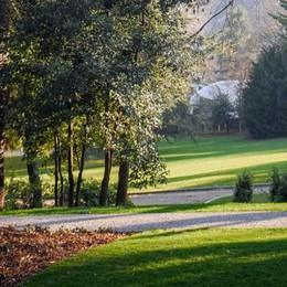 Villa Olmo, parco quasi completo  Ma la gestione è al palo