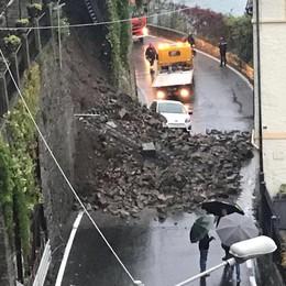 Muro sulla Regina  interviene il prefetto  «Presto il cantiere»