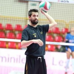 Tettamanti, 34 anni, di Lipomo È vice allenatore in serie A1