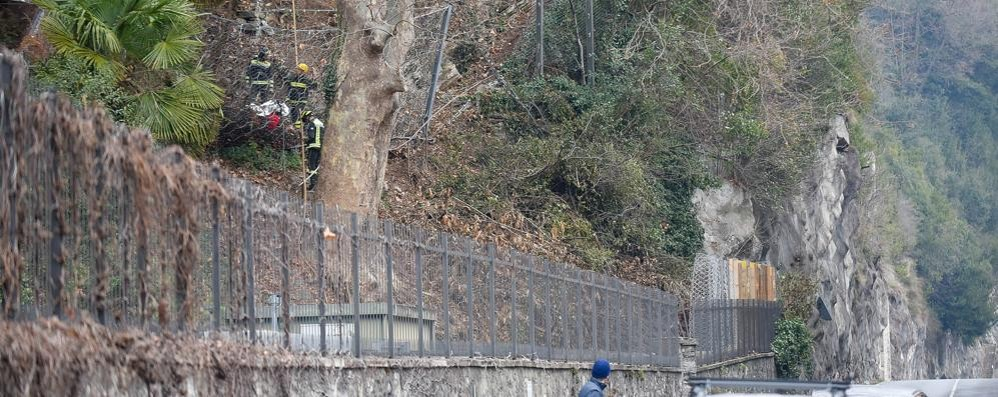 Cernobbio, tragedia sul lavoro  Precipita da 20 metri e muore