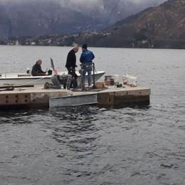 Sistemati i danni di vandali e maltempo  Così le barche di Lenno sono al sicuro