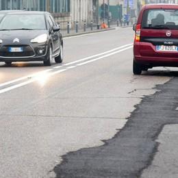 Chiude il cantiere in via Paoli  Ma da lunedì caos in via Zampiero