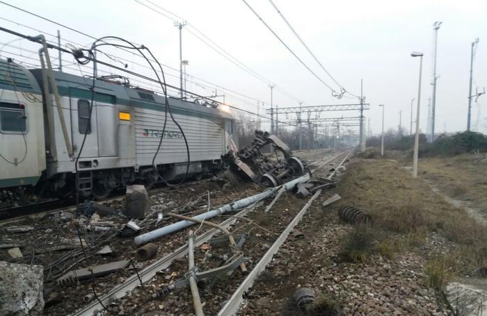 Incidente ferroviario Segrate