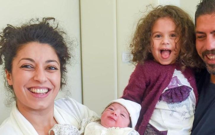 Giulia e Sofia, benvenute  Festa da un anno all'altro