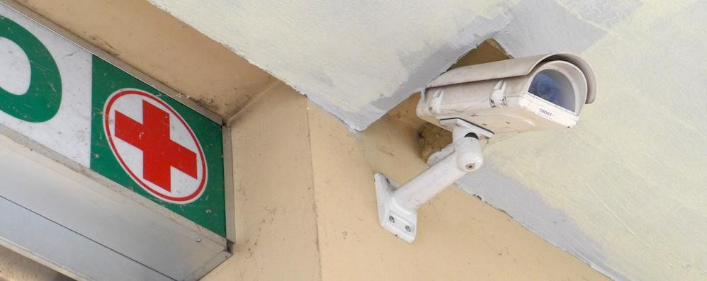Pronto soccorso, basta aggressioni  A Cantù telecamere di sorveglianza