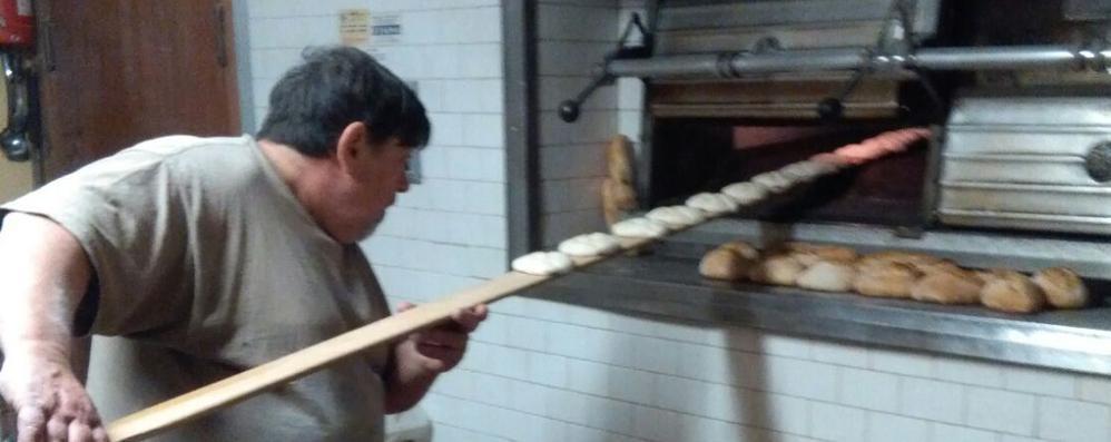 Schignano senza pane   L'ultimo fornaio  è andato in pensione