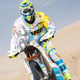 Partita la Dakar, Cerutti prudente  Da domenica  a Lima si fa sul serio