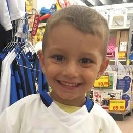 Arosio Addio Giuseppe  Morto a cinque anni