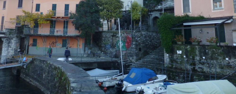 Furto su barca ormeggiata  Blevio, «Sono solo vandali»