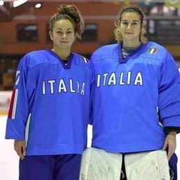 Il Mondiale Under 18 di hockey parla comasco con Vola e Niccolai