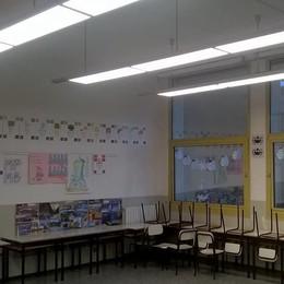 Olgiate, scuole e municipio  Il riscaldamento porta nuove luci