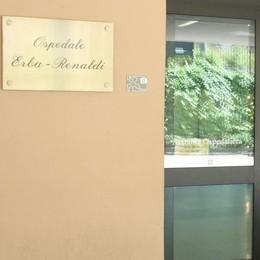 «Ospedale di Menaggio da rilanciare»  Il sindaco Spaggiari chiede certezze