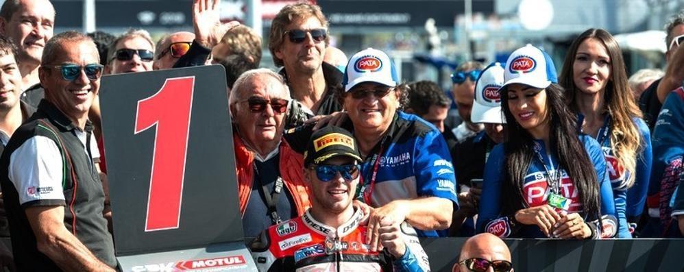 Vittoria a Magny Cours Motocorsa conquista la Stock