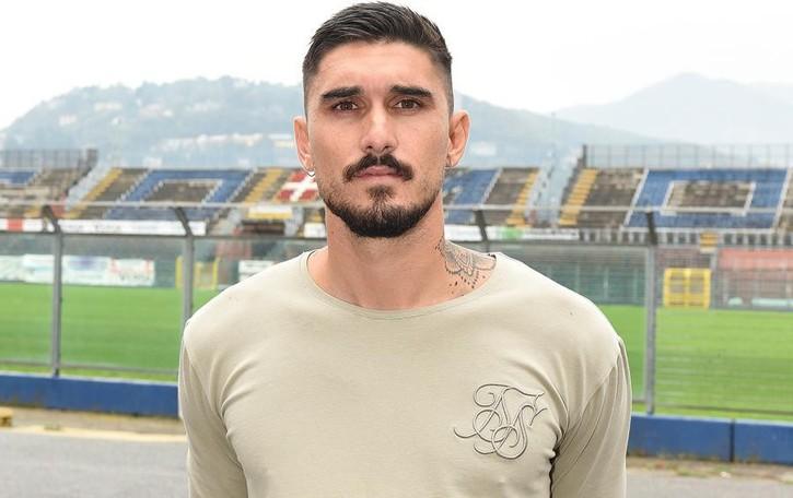 Dell'Agnello: «Io vivo per il gol E sono qui a Como per vincere»