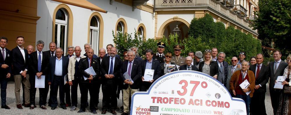 Rally di Como bollente  Deciderà il Tricolore WRC