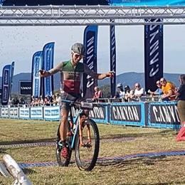 Fantastico risultato per Porro Vince la Canyon Roc Marathon