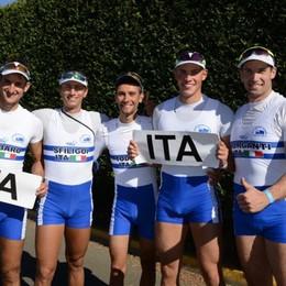 Morganti campione del mondo  Ha fatto il bis nel Coastal rowing
