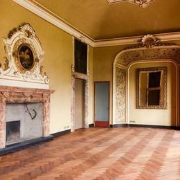 Villa Olmo, metà è ancora chiusa  Due piani su tre sono da sistemare