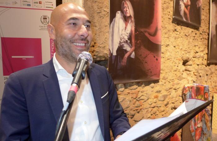 L'assessore Matteo Ferrari, curatore del Festival