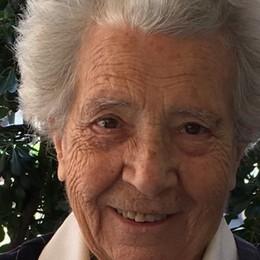 Cermenate, addio maestra Maddalena  «Salvò i suoi bimbi dal crollo nel 1979»