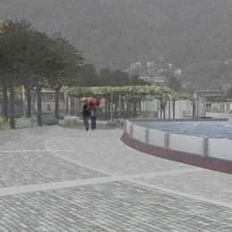 Paratie, stesse barriere  del vecchio progetto