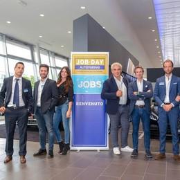 Autotorino, job day  per sette venditori  Scelti con la prova di squadra