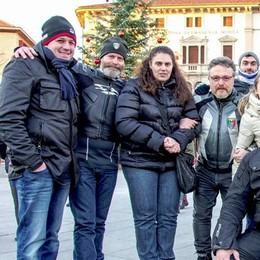Cantù, incidente in Toscana  Muore il presidente del Motoclub