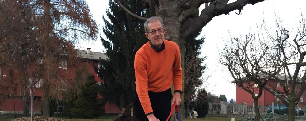 Cassina, infarto nella notte Muore l'ex sindaco De Cecchi